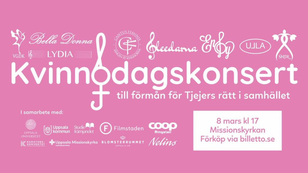 Uppsala Kvinnodag