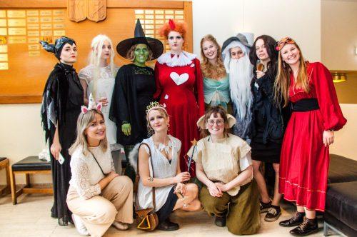 Spex Damkör Nationskörfestivalen Uppsala
